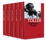 Cover-Bild zu Toller, Ernst: Sämtliche Werke