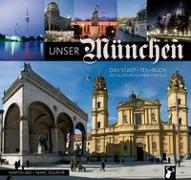 Cover-Bild zu Unser München von Arz, Martin