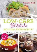 Cover-Bild zu Low-Carb-Blitzküche aus dem Thermomix® (eBook) von Pichl, Veronika