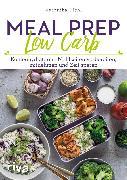 Cover-Bild zu Meal Prep Low Carb (eBook) von Pichl, Veronika