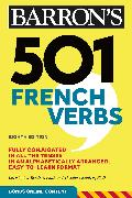 Cover-Bild zu 501 French Verbs von Kendris, Christopher