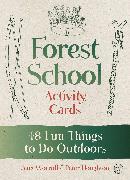Cover-Bild zu Forest School Activity Cards von Worroll, Jane