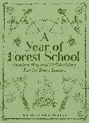 Cover-Bild zu A Year of Forest School (eBook) von Worroll, Jane