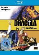 Cover-Bild zu Dracula jagt Mini-Mädchen von Houghton, Don
