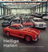 Cover-Bild zu Heilige Hallen von Vieweg, Christof