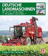 Cover-Bild zu Deutsche Landmaschinen von Homrighausen, Marco