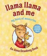 Cover-Bild zu Llama Llama and Me von Dewdney, Anna