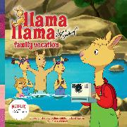 Cover-Bild zu Llama Lama Family Vacation von Dewdney, Anna