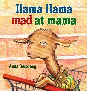 Cover-Bild zu Llama Llama Mad at Mama von Dewdney, Anna