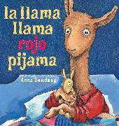 Cover-Bild zu la llama llama rojo pijama von Dewdney, Anna