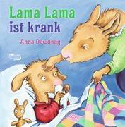 Cover-Bild zu Lama Lama ist krank von Dewdney, Anna