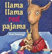 Cover-Bild zu Llama Llama Red Pajama von Dewdney, Anna