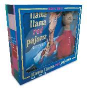 Cover-Bild zu Llama Llama Red Pajama Book and Plush von Dewdney, Anna