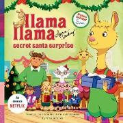 Cover-Bild zu Llama Llama Secret Santa Surprise von Dewdney, Anna
