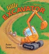 Cover-Bild zu Little Excavator von Dewdney, Anna