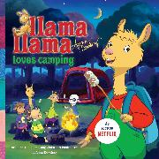 Cover-Bild zu Llama Llama Loves Camping von Dewdney, Anna