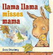 Cover-Bild zu Llama Llama Misses Mama von Dewdney, Anna