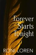 Cover-Bild zu Forever Starts Tonight (A Novella) (Loving on the Edge Series) (eBook) von Loren, Roni