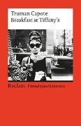 Cover-Bild zu Breakfast at Tiffany's von Capote, Truman