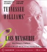 Cover-Bild zu The Glass Menagerie CD von Williams, Tennessee