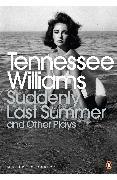 Cover-Bild zu Suddenly Last Summer and Other Plays von Williams, Tennessee