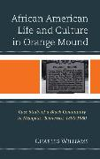 Cover-Bild zu African American Life and Culture in Orange Mound (eBook) von Williams, Charles