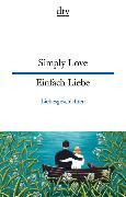 Cover-Bild zu Simply Love Einfach Liebe von Raykowski, Harald (Hrsg.)