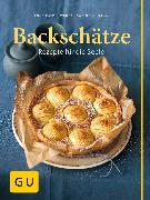 Cover-Bild zu Backschätze (eBook) von Schlimm, Sabine