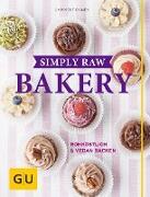 Cover-Bild zu Simply Raw Bakery (eBook) von Danek, Gabriele