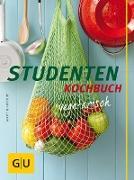 Cover-Bild zu Studentenkochbuch - vegetarisch (eBook) von Kintrup, Martin