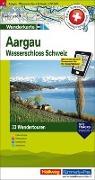 Cover-Bild zu Aargau, Wasserschloss Schweiz Touren-Wanderkarte Nr. 10. 1:50'000 von Hallwag Kümmerly+Frey AG (Hrsg.)