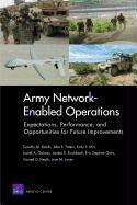 Cover-Bild zu Bonds, Timothy M.: Army Network-Enabled Operations: Expectations, Performance, and Opportunities for Future Improvements