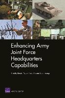 Cover-Bild zu Bonds, Timothy M.: Enhancing Army Joint Force Headquarters Capabilities
