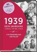 Cover-Bild zu 1939 - Dein Jahrgang