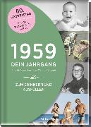 Cover-Bild zu 1959 - Dein Jahrgang