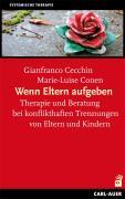 Cover-Bild zu Wenn Eltern aufgeben von Conen, Marie-Luise