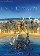 Cover-Bild zu Mangin, Valérie: Inhuman