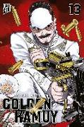 Cover-Bild zu Noda, Satoru: Golden Kamuy 13