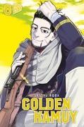 Cover-Bild zu Noda, Satoru: Golden Kamuy 8