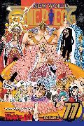 Cover-Bild zu Oda, Eiichiro: One Piece, Vol. 77