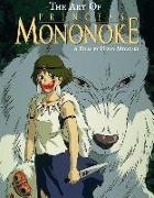 Cover-Bild zu Miyazaki, Hayao: The Art of Princess Mononoke