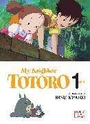 Cover-Bild zu Miyazaki, Hayao: My Neighbor Totoro Film Comic, Vol. 1