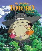 Cover-Bild zu Miyazaki, Hayao: My Neighbor Totoro Picture Book