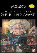 Cover-Bild zu Miyazaki, Hayao: Spirited Away Film Comic, Vol. 2