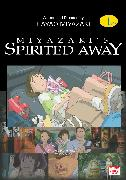 Cover-Bild zu Miyazaki, Hayao: Spirited Away Film Comic, Vol. 1