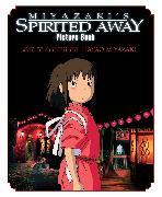 Cover-Bild zu Miyazaki, Hayao: Spirited Away Picture Book