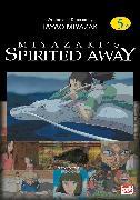 Cover-Bild zu Miyazaki, Hayao: Spirited Away Film Comic, Vol. 5