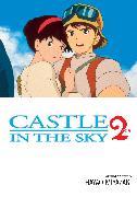 Cover-Bild zu Miyazaki, Hayao: Castle in the Sky Film Comic, Vol. 2