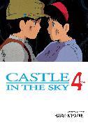 Cover-Bild zu Miyazaki, Hayao: Castle in the Sky Film Comic, Vol. 4
