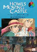 Cover-Bild zu Miyazaki, Hayao: Howl's Moving Castle Film Comic, Vol. 1
